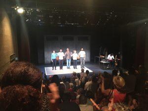 Intramuros Alexis Michalik Blog Theatre Critique Avis Quatrième Mur