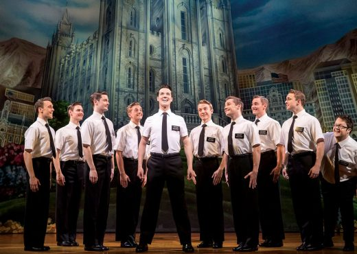The book of mormon comédie musicale blog theatre quatrieme mur
