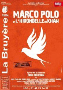 Marco Polo Hirondelle du Khan critique avis quatrième mur blog théâtre