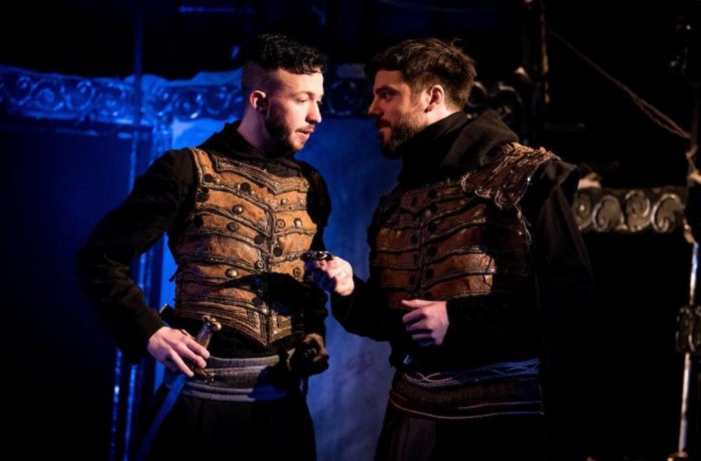 macbeth birmimgham crescent shakespeare blog théâtre quatrième mur critique avis