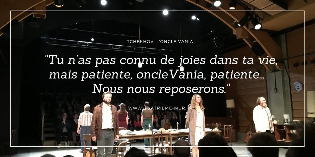 vania comédie française critique avis théâtre blog theatre quatrieme mur(1)