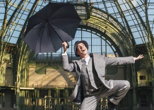singin in the rain critique avis blog theatre quatrieme mur chatelet grand palais