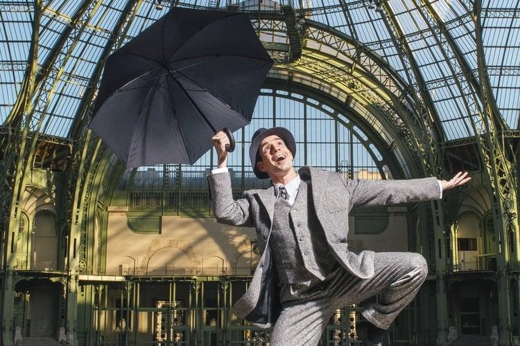singin in the rain critique avis blog theatre quatrieme mur chatelet grand palais
