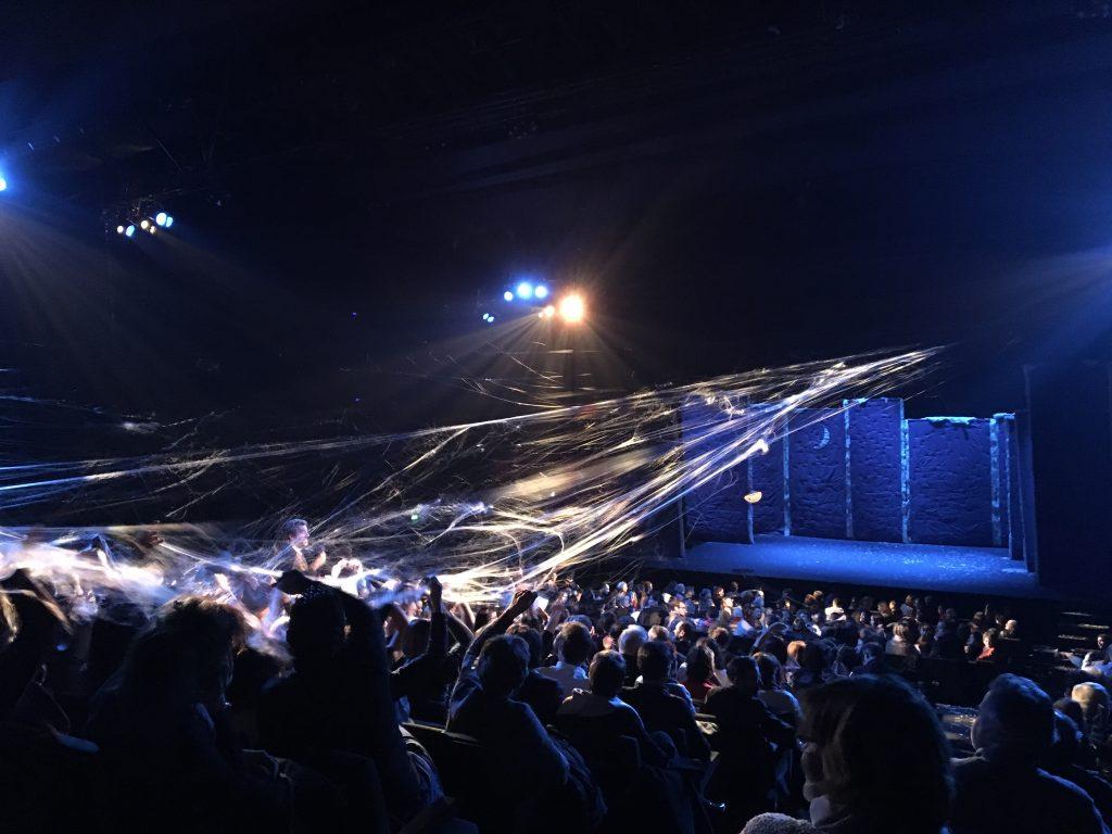 Slava Snowshow quatrieme mur blog théâtre paris critique avis 13eme art