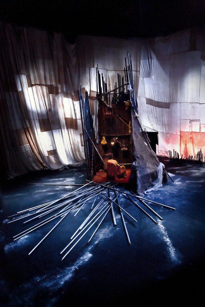 raoul james thierree 13eme art théâtre critique avis paris blog théâtre quatrieme mur