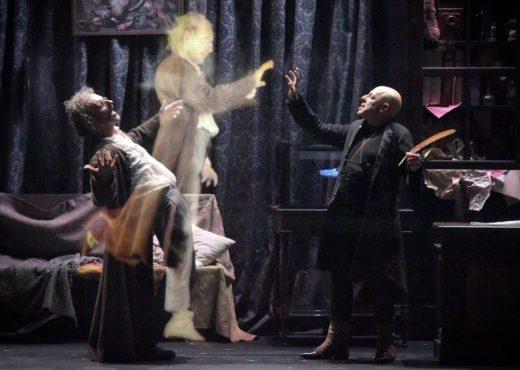 Faust comédie française magie théâtre paris critique avis goethe quatrieme mur théâtre paris