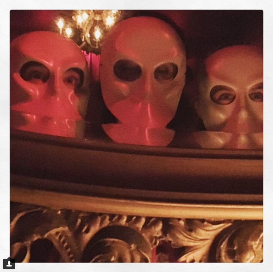 sleep no more new york city theatre critique avis McKittrick Hotel quatrieme mur blog théâtre Punchdrunk's shakespeare 2