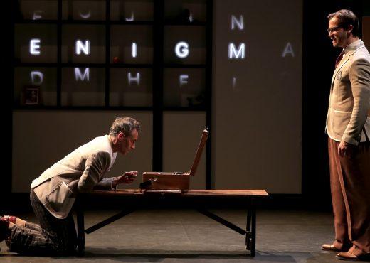 machine de turing théâtre michel critique avis paris alan turing enigma blog quatrième mur