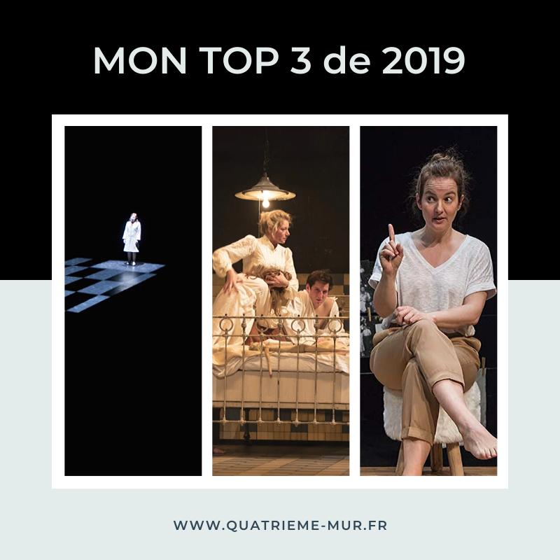 top blog quatrième mur 2019 blog théâtre culture paris pièces de théâtre critique avis