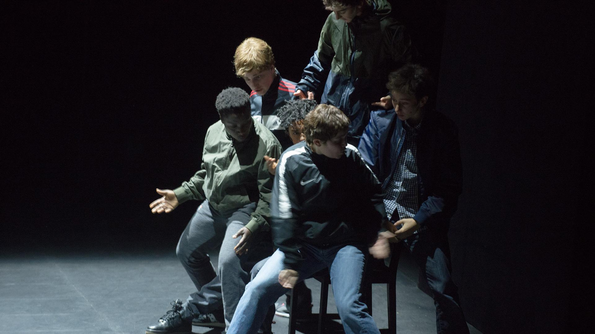 ContesEtLegendes pommerat nanterre amandiers critique avis théâtre blog quatrieme mur