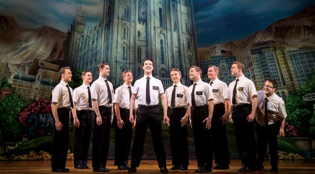 The book of mormon comédie musicale blog theatre quatrieme mur