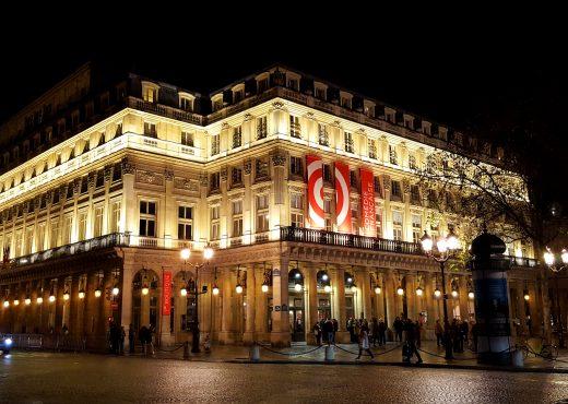 salle richelieu comédie française photo arthur lenoir transformation digitale théâtre blog critique avis 2.0 blog culture quatrième mur