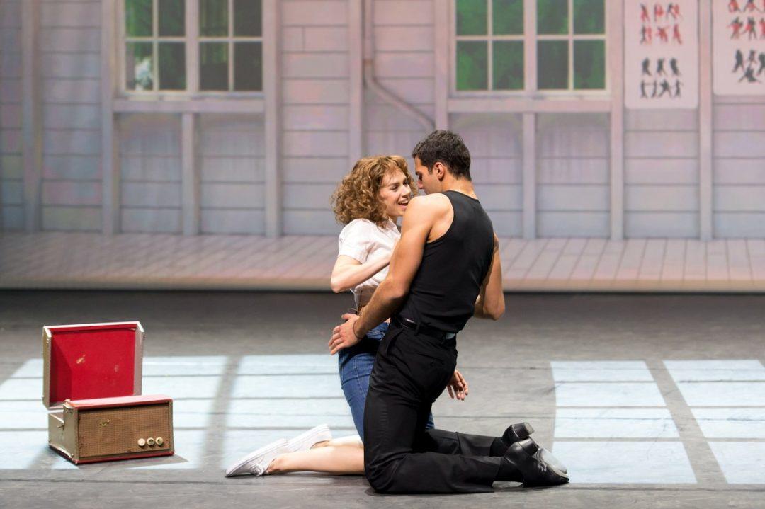 dirty dancing quatrieme blog critique avis blog théâtre paris palais des congres