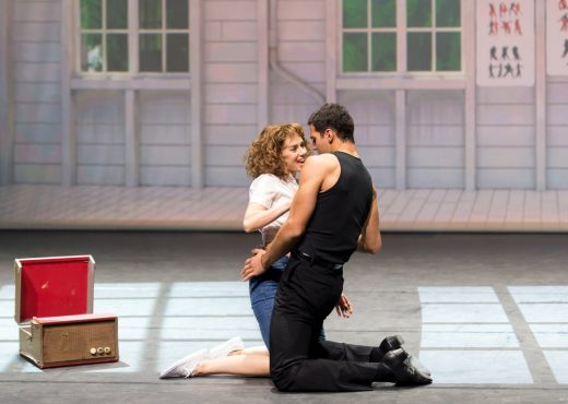 dirty dancing quatrieme blog critique avis blog théâtre paris palais des congres