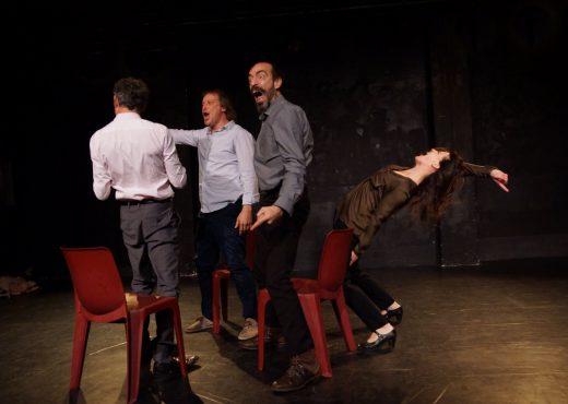 batman contre robespierre théâtre train bleu avignon théâtre critique avis paris quatrieme mur blog théâtre
