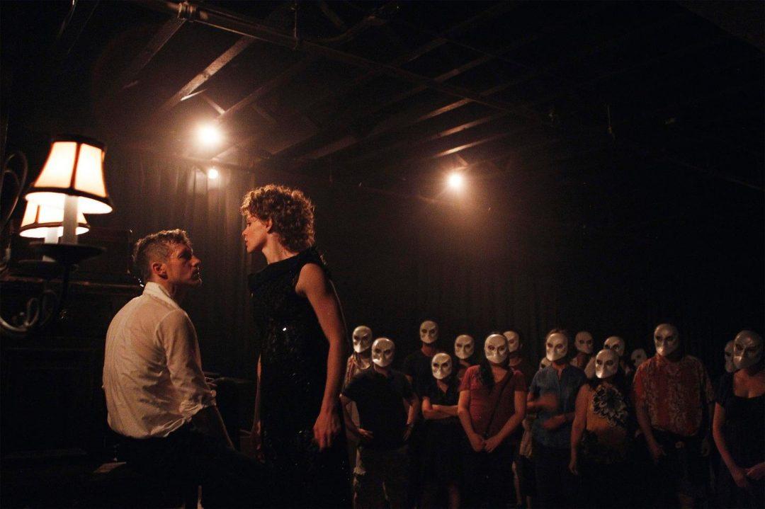 sleep no more new york city theatre critique avis McKittrick Hotel Punchdrunk's shakespeare