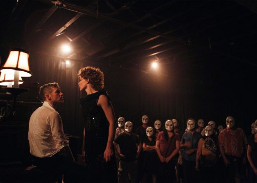 sleep no more new york city theatre critique avis McKittrick Hotel Punchdrunk's shakespeare
