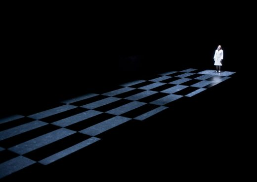 la réunification des deux corées joel pommerat odeon amandiers nanterre théâtre critique avis paris quatrième mur blog théâtre