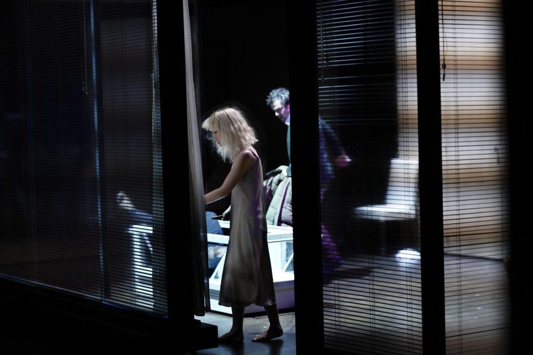 Représentation à la Colline, théâtre national, Paris. Mercredi 8 mai 2019.