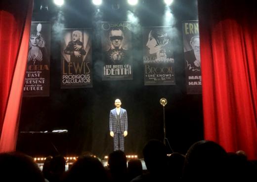 viktor vincent magic circus théâtre de la tour eiffel critique avis blog théâtre quatrième mur