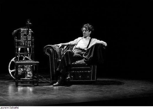 chaplin1939 theatre critique avis quatrieme mur blog que voir à Paris theatre chaplin